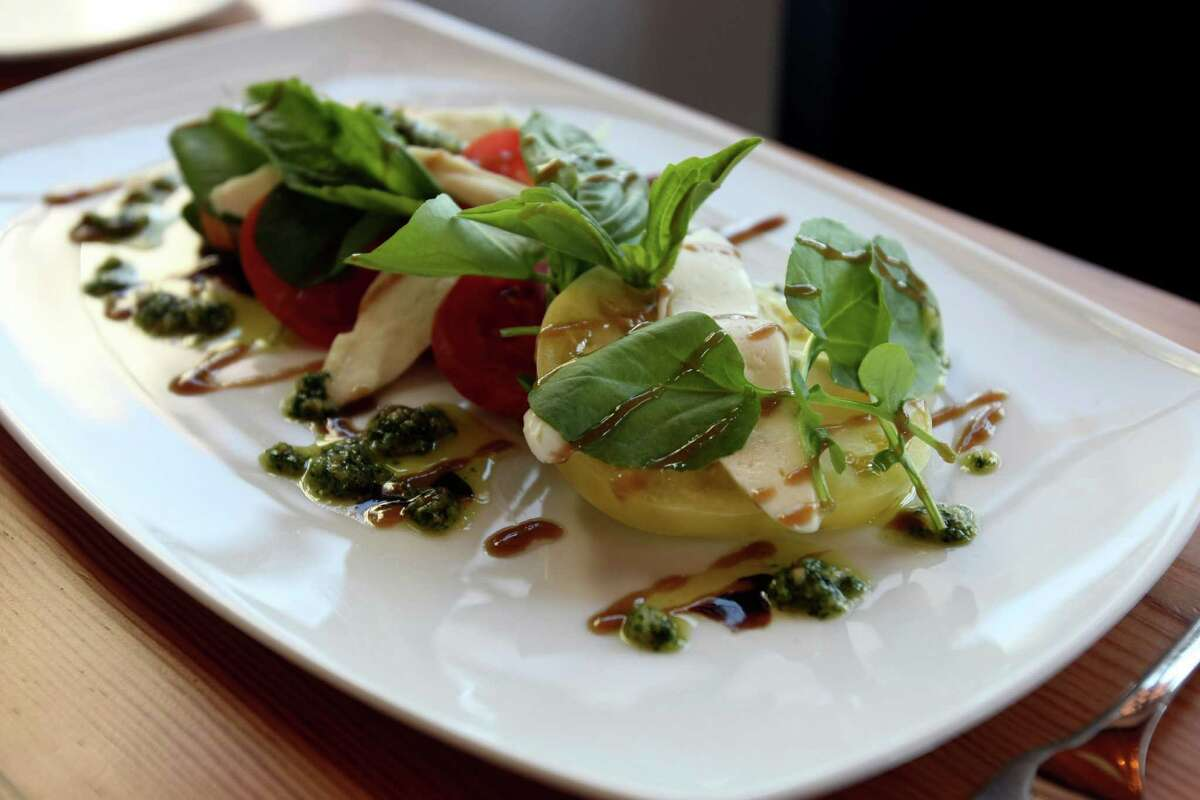 Caprese salad from Bliss.