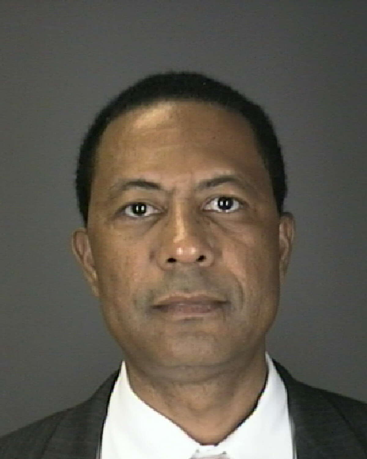 Dr. Kevin George (Photo courtesy of Colonie Police Department)