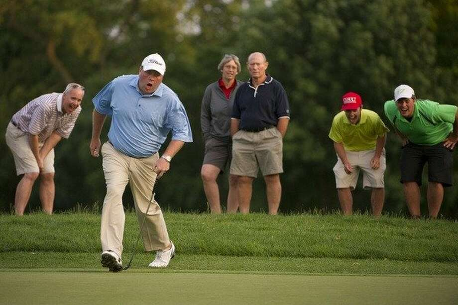 Dennis Miller qualified for the U.S. Open in dramatic fashion at Scioto Country Club in Columbus, Ohio. Photo: Usga, USGA
