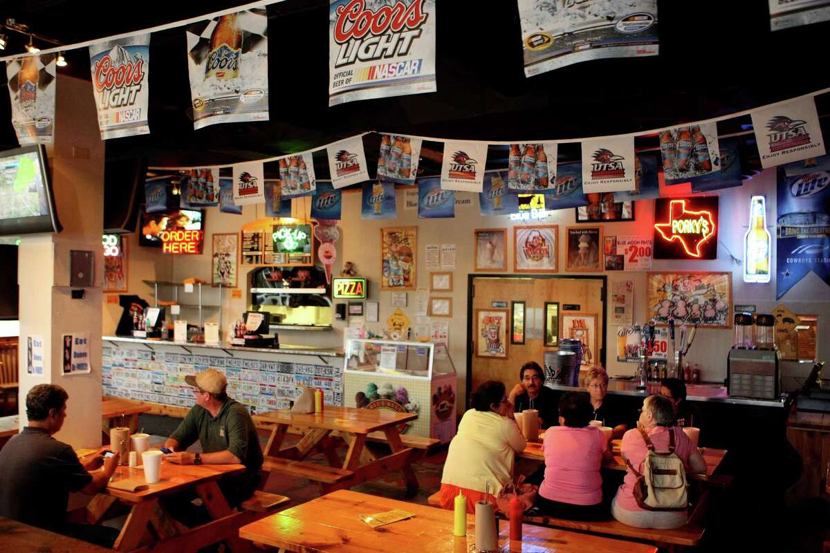 Porky's won the Critics' Choice for best sports bar and for best neighborhood restaurant, West Side.