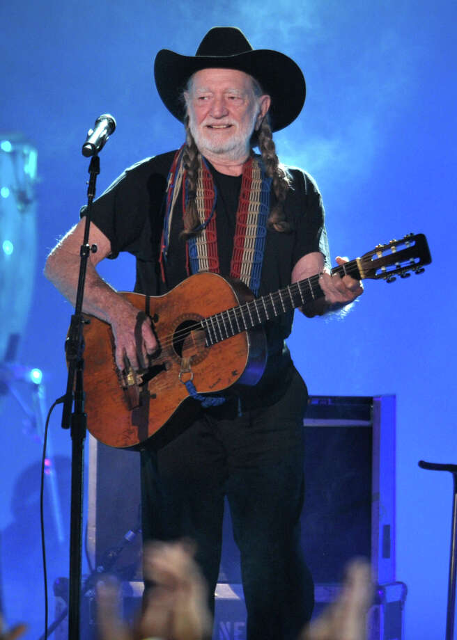 Willie Nelson performs at the 2012 CMT Music Awards on June 6, 2012 in Nashville, Tenn. The country music legend is scheduled to headline a private fundraiser June 23 at the Belle Haven Club in Greenwich. (Photo by John Shearer/Invision/AP) Photo: John Shearer, Associated Press / 2012 Invision