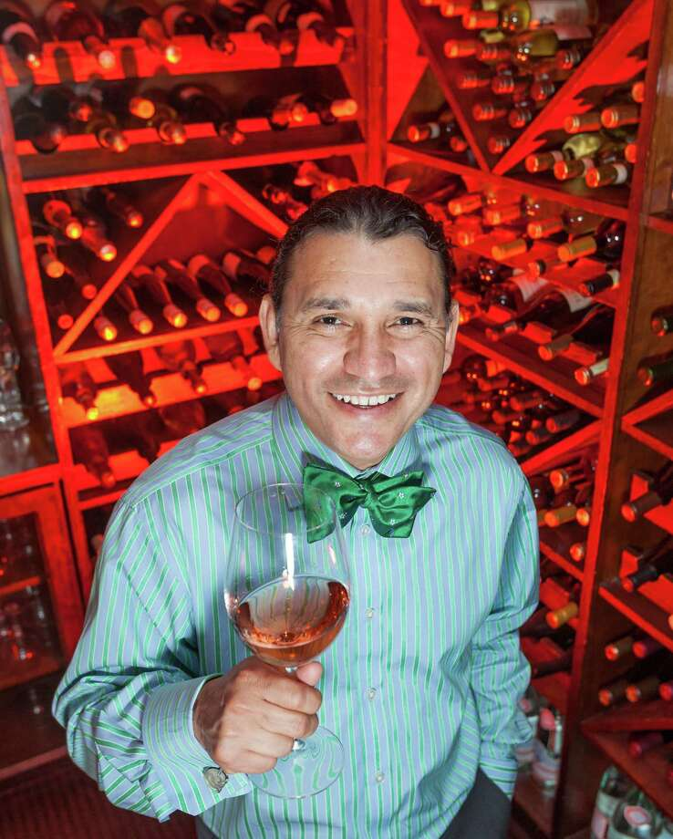 Rafael Espinal, of Prego, says drinking a glass of rosé should be relaxing. Photo: Craig Hartley / Copyright: Craig H. Hartley