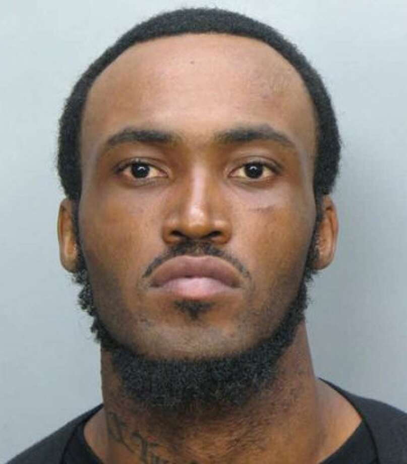Rudy Eugene was shot dead by police as he ate the face of a homeless man on May 26, 2012, in Miami. Eugene, 31, who was naked and is believed to have been under the influence of drugs, ate approximately 80 percent of the man's face in broad daylight before police stopped him. (Photo by Miami Beach Police Department via Getty Images)