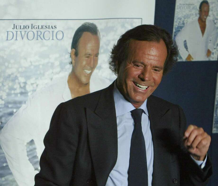 Famous Spanish singer and father of Enrique Iglesias, Julio Iglesias, will be at Foxwoods on Saturday. Iglesias has set two Guinness World Records: the first in 1983, for selling the most records in the most languages in history; and the second in 2013, for becoming the best-selling Latin artist in history. Find out more.  Photo: PIERRE PHILIPPE MARCOU, AFP/Getty Images / 2003 AFP