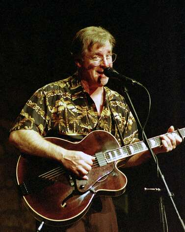 Singer, songwriter John Sebastian will be performing a solo show at the Fairfield Theatre Company in Fairfield, Conn., Saturday, June 16, 2012, beginning at 7:30 p.m. (doors open at 7 p.m.) Sebastian, a former member and founder of the 1960s folk-rock group The Lovin' Spoonful, has had a long musical career. He got his start in the late 1950s in New York City's Greenwich Village, where he was raised. He said he plans to pull from his many different collaborations and solo work for his Fairfield performance. Photo: Contributed Photo
