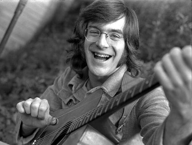 Singer, songwriter John Sebastian, seen here in a 1970 photo, will be performing a solo show at the Fairfield Theatre Company in Fairfield, Conn., Saturday, June 16, 2012, beginning at 7:30 p.m. (doors open at 7 p.m.) Sebastian is a former member and founder of the 1960s folk-rock group The Lovin' Spoonful. For more information, visit fairfieldtheatre.org or call 203-259-1036. Photo: Contributed Photo