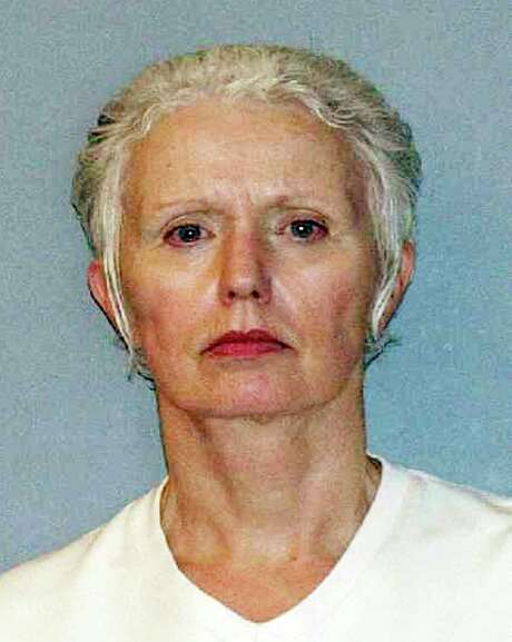This undated file photo provided by the U.S. Marshals Service shows Catherine Greig, the longtime girlfriend of Whitey Bulger, captured with Bulger June 22, 2011, in Santa Monica, Calif.  Greig was by Bulger's side for more than three decades, first as a secret girlfriend he kept on the side while he lived with another woman, then as the faithful woman who left behind her life in Massachusetts so she could go on the run with him.  (AP Photo/U.S. Marshals Service, File) Photo: Anonymous / AP2011