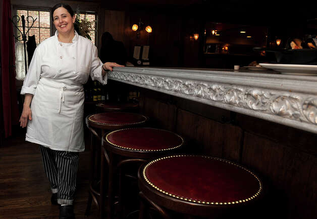 Chef de Cuisine Kerry Dolan at Boulevard 18 in New Canaan on Tuesday, May 22, 2012. Photo: Lindsay Niegelberg / Stamford Advocate