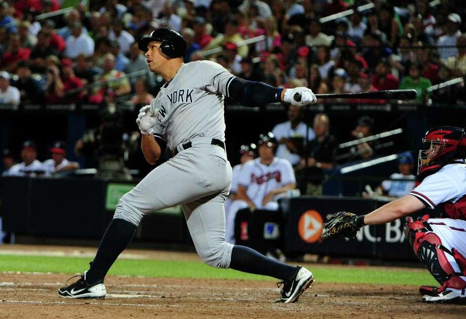 No. 18 Alex RodriguezSport: BaseballTotal earnings: $33 million Salary/winnings: $31 million Endorsements: $2 million Photo: Scott Cunningham / 2012 Getty Images