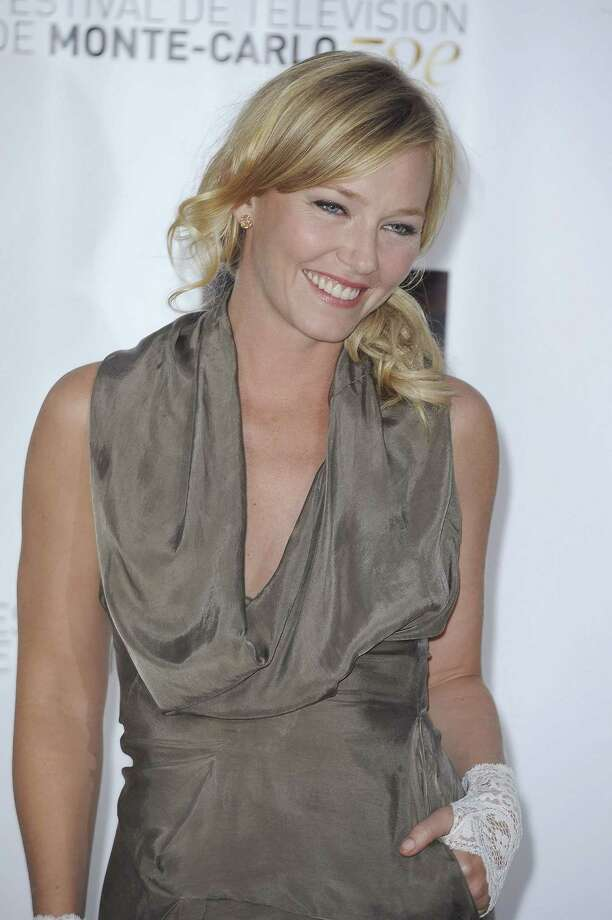Chase starred Kelli Giddish as U.S. deputy Annie Frost in the 2010 police drama. Desperate Housewives'Jesse Metcalfe was also featured. Photo: Pascal Le Segretain, Getty Images / 2012 Getty Images