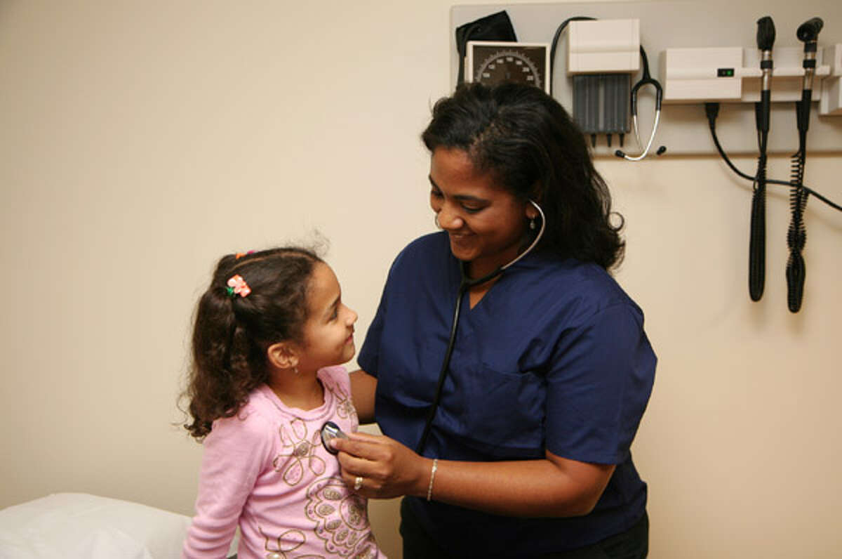Female registered nurses 2006-2010: 91.2%1970: 97.3%Source: U.S. Census