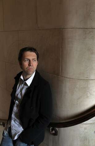 Norwegian pianist Leif Ove Andsnes, who's curating Ojai Music Festival which is coming to Berkeley in June. He is shown here at the War Memorial Opera House in San Francisco, Calif., on Sunday, April 22, 2012. Photo: Carlos Avila Gonzalez, The Chronicle