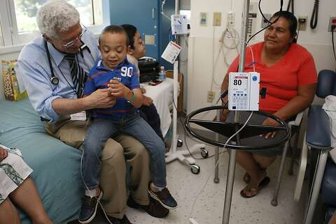 Oakland, UCSF children's hospitals may merge - SFGate