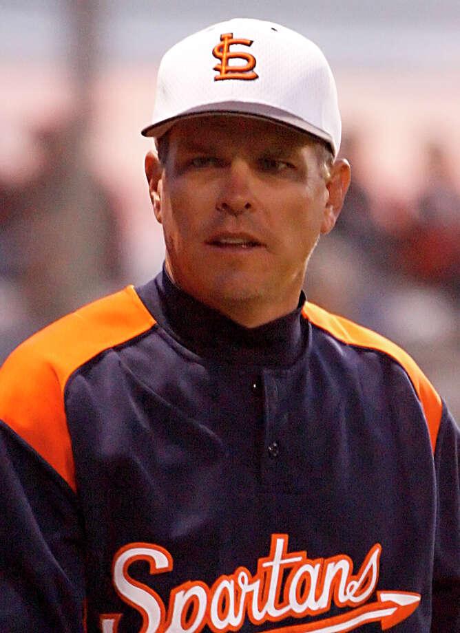 Seven Lakes head baseball coach Chad Payne Photo: Diana L. Porter / Freelance