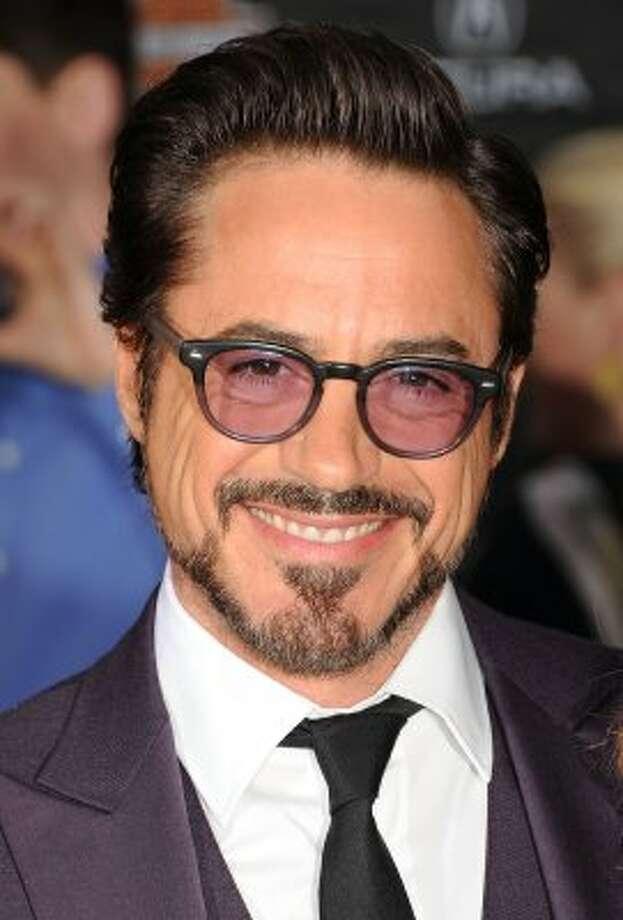 Favorite Movie Actor: Robert Downey, Jr.