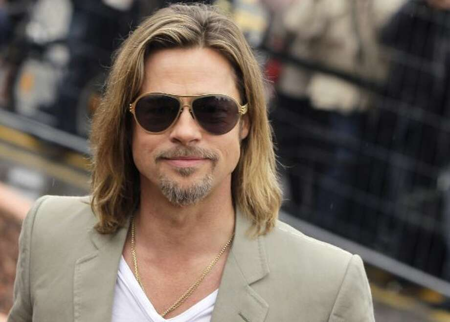 Brad Pitt's kid will have to rebel by getting married before having a bunch of kids.  (Francois Mori / Associated Press)