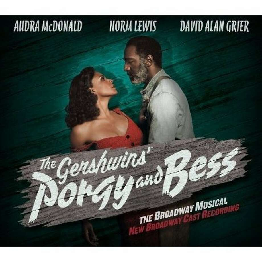 "CD cover: ""The Gershwins' Porgy and Bess"" Photo: PS Classics"