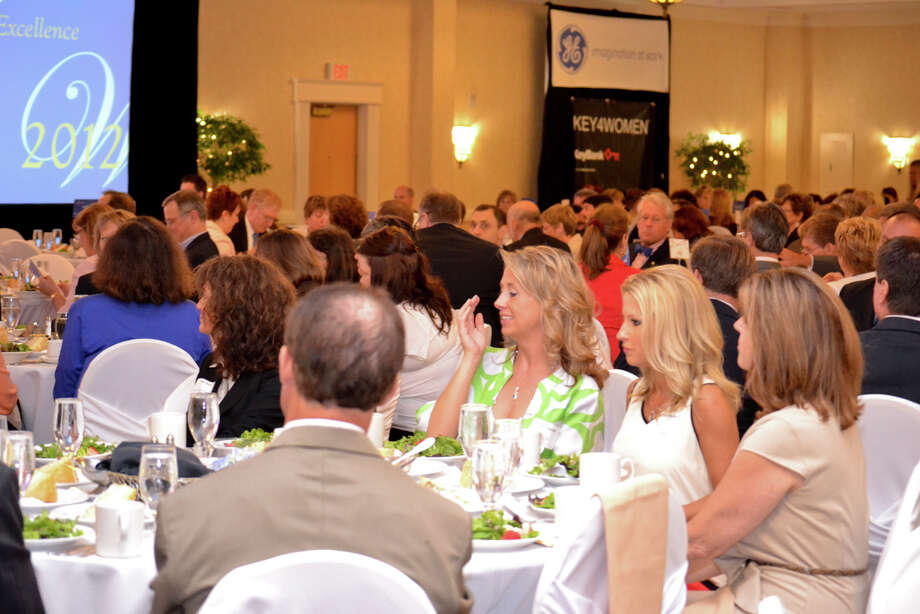 Were you Seen at the 21st annual Women of Excellence Awards Luncheon at the Marriott in Colonie on Wednesday, June 13, 2012? Photo: Colleen Ingerto