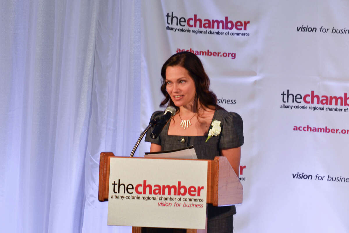 Were you Seen at the 21st annual Women of Excellence Awards Luncheon at the Marriott in Colonie on Wednesday, June 13, 2012?