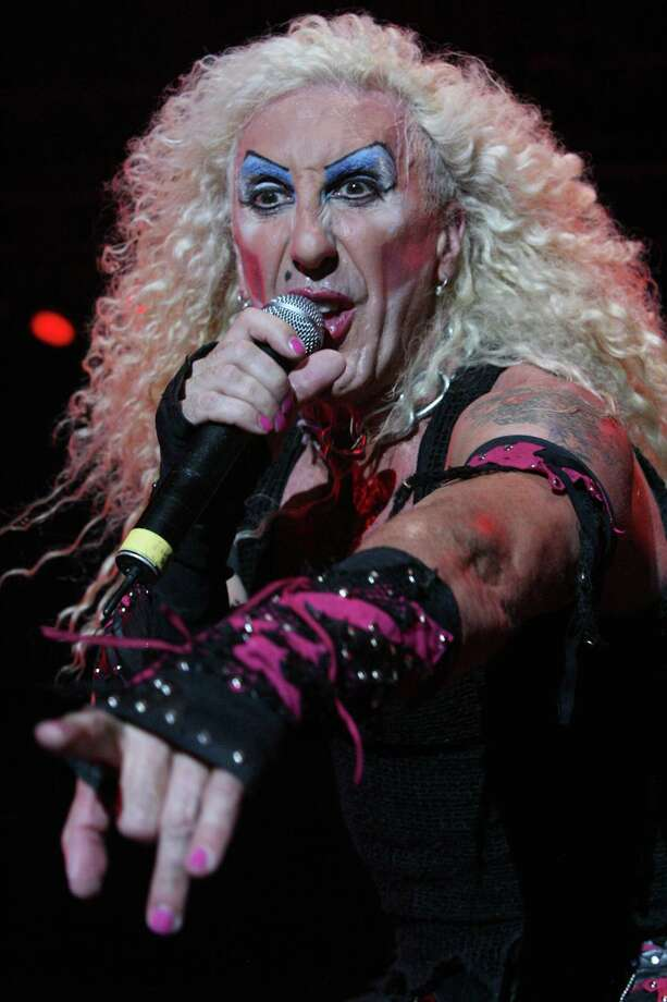 Dee Snider and Twisted Sister terrified parents in the '80s with their scary looks and rebelious lyrics. Photo: Bill Olive / Freelance