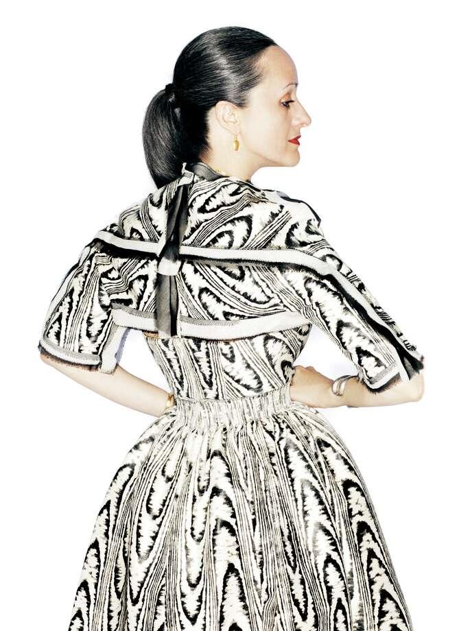 fashion: Designer Isabel Toledo. Credit: Randall Bachner Photo: Randall Bachner