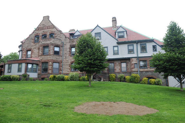 Forty years ago Edward Jordan bought the 16,000 square foot mansion on Hackett Circle in Stamford, Conn., June 13, 2012. It was divided into several ap