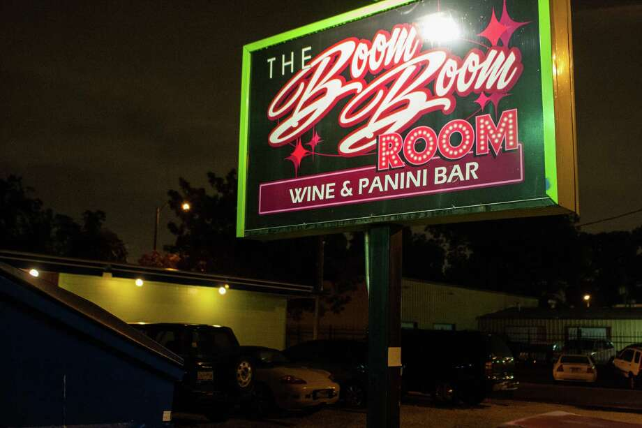 The Boom Boom Room is located on the northern side of the Heights on Yale. Photo: Marc Brubaker / Copyright 2012 by Marc Brubaker