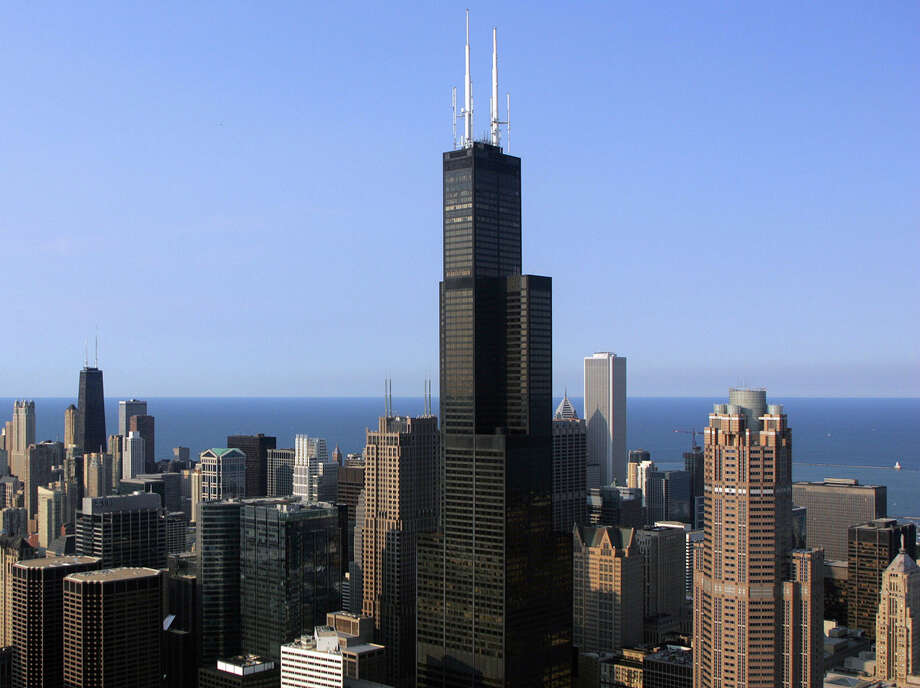 6. Chicago: -0.3 percent net absorption as percent of inventory in 2012, with a vacancy rate of 14.4 percent and a 3 percent increase in rent from 2011. Photo: TIM SLOAN/AFP, AFP/Getty Images / Getty Images