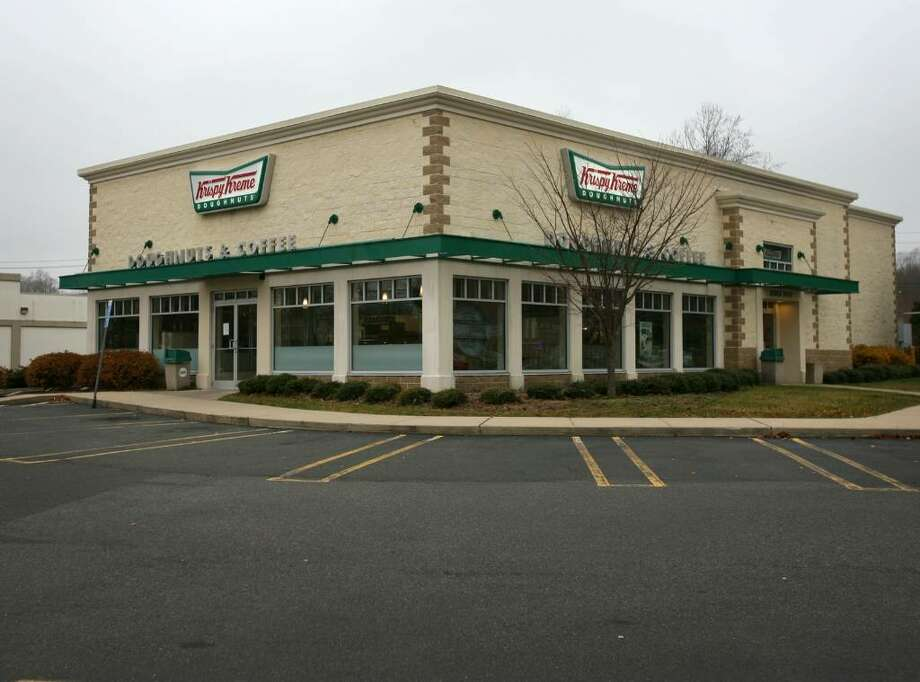 The Krispy Kreme Doughnuts at 1440 Boston Post Road in Milford is closing its doors. Photo: Brian A. Pounds / Connecticut Post