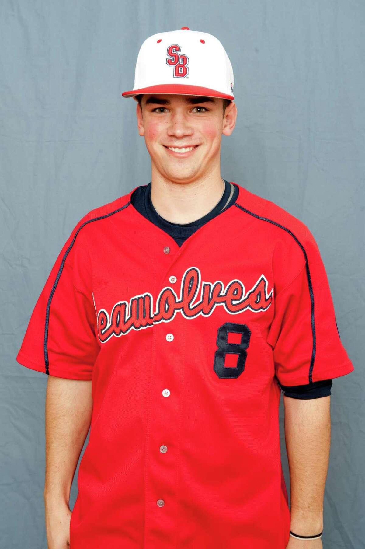 Matt Gallup, Stony Brook freshman pitcher (Courtesy Stony Brook)