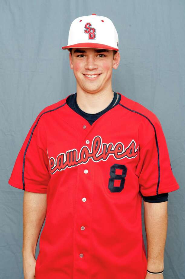 Matt Gallup, Stony Brook freshman pitcher (Courtesy Stony Brook) Photo: Robert P O'Rourk