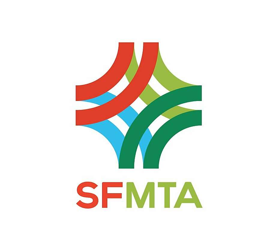 A copy of the winning San Francisco Municipal Transportation Agency logo designed by Paul Miller, the creative director and designer at Method Design in San Francisco.  It was unveiled on June 13. Photo: Paul Miller, Method Design