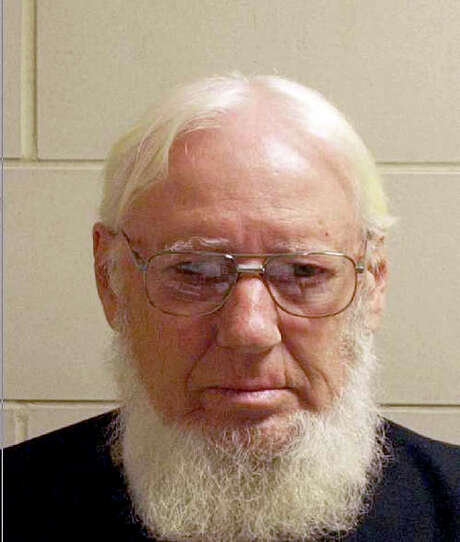 This undated photo provided by the U.S. Justice Department shows Monroe Beachy. Beachy, an Amish man who managed investments for members of his religious community in 29 states, was sentenced to more than six years in prison Wednesday, June 13, 2012 for defrauding them out of nearly $17 million. (AP Photo/U.S. Justice Department) / U.S. Justice Department