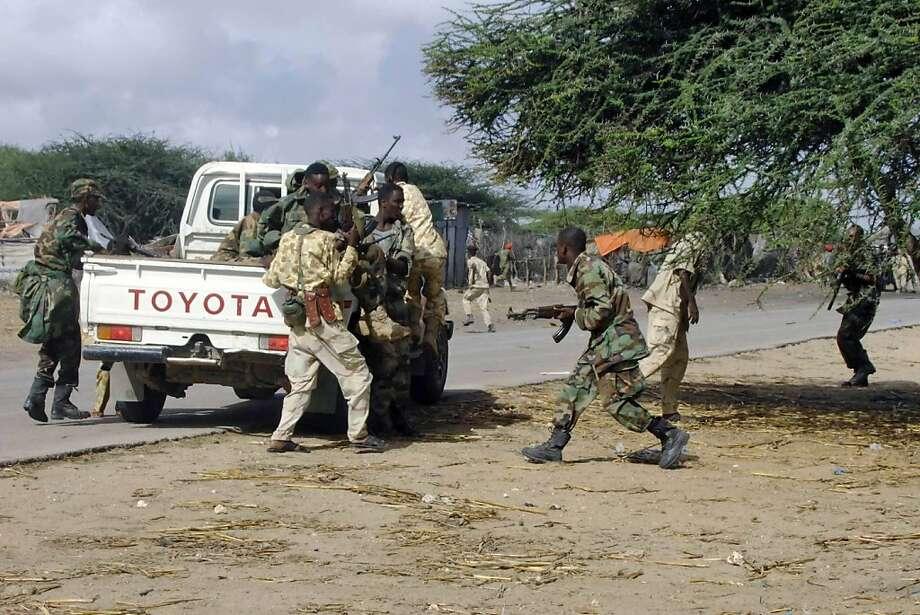 U S  expanding secret spy operations in Africa - SFGate