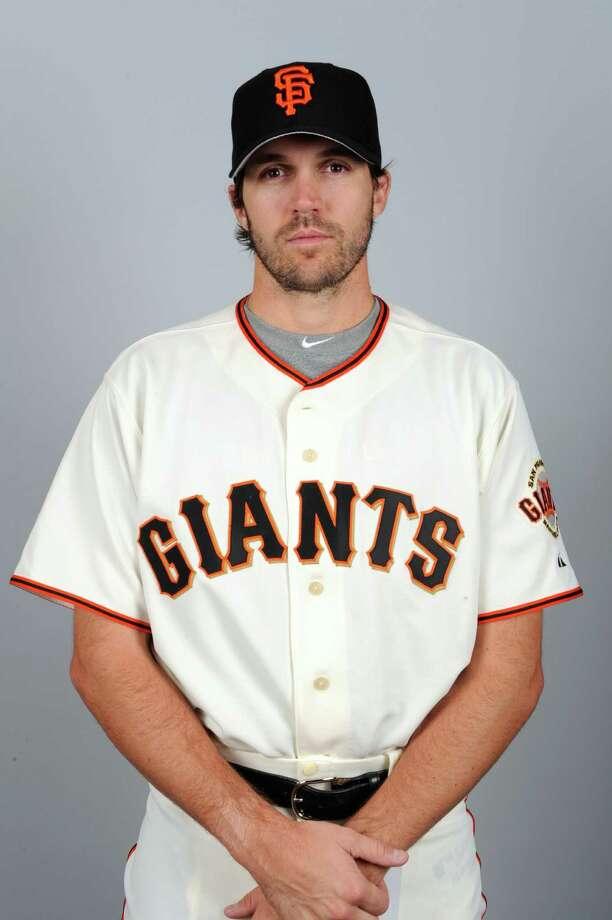 Barry Zito, San Francisco Giants Photo: Handout / 2012 MLB Photos