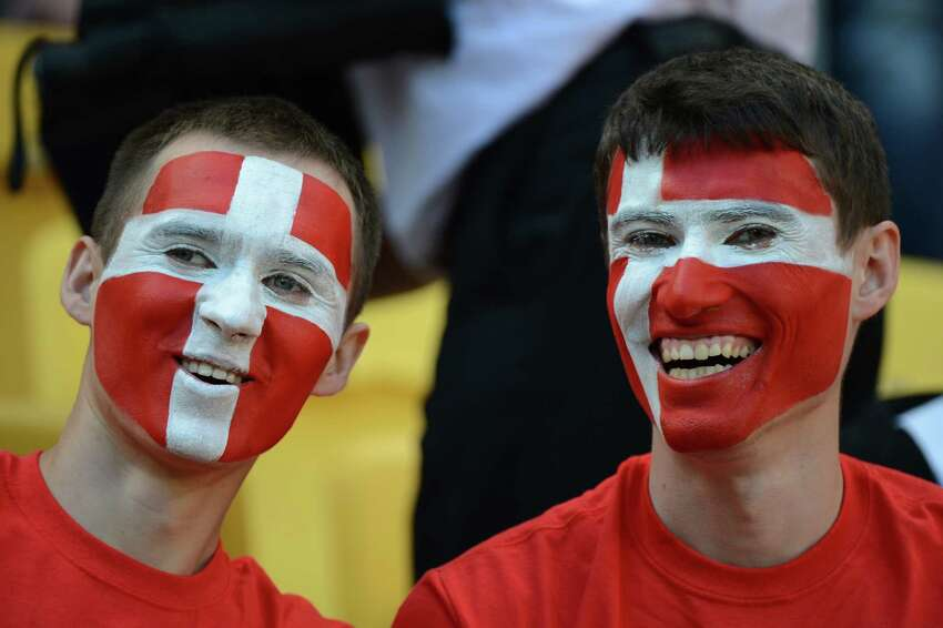 If you're a happy drunk kind of fan: Denmark Few fans can drink all day and stay friendly like the Danes. They call themselves Roligans, which combines hooligans with the Danish word for