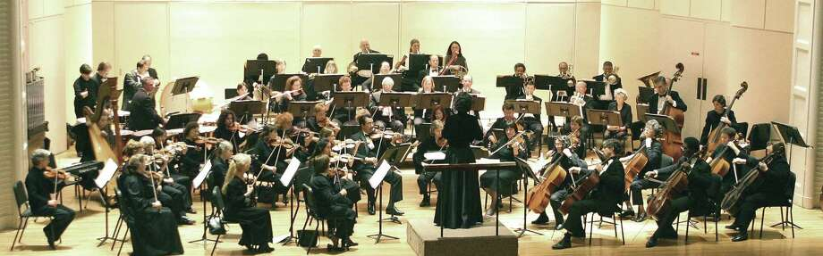 The Norwalk Symphony Orchestra Photo: Contributed Photo, ST / Stamford Advocate Contributed