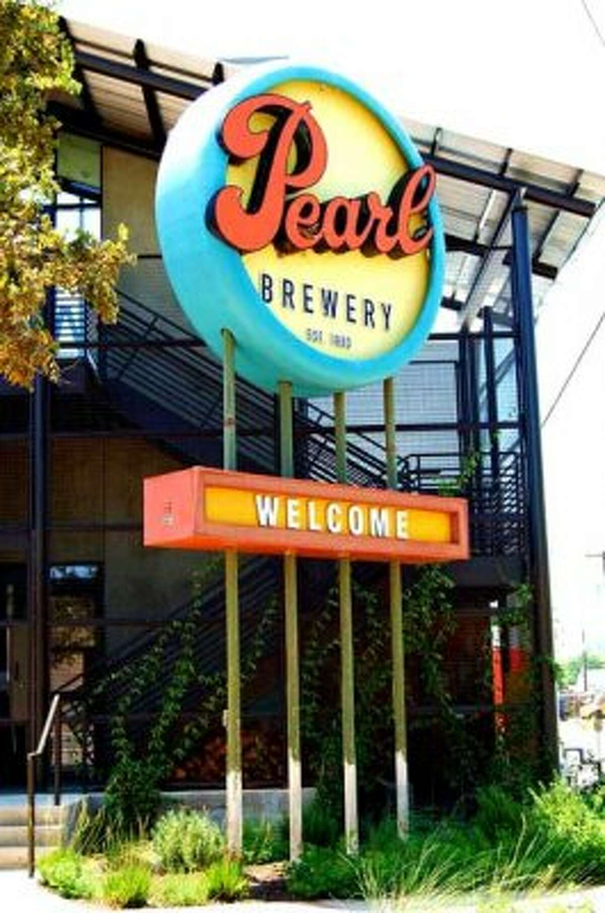 The Pearl Brewing Company (also known as the Pearl Brewery or just Pearl) was established in 1883.