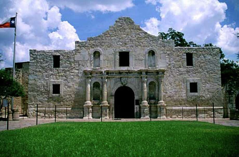 The Alamo, is one of San Antonio's top tourist attractions. (Getty Images)