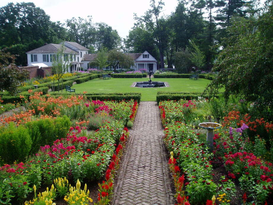 The King?s Garden at Fort Ticonderoga is one of America?s oldest gardens and is the largest public garden in the Adirondack-Lake Champlain region. (Courtesy Fort Ticonderoga)