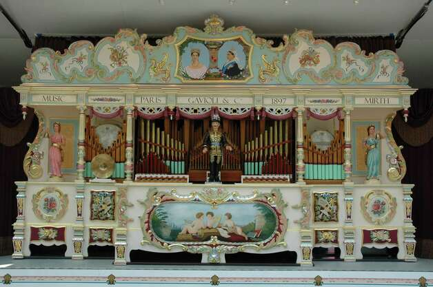 Diamond Jubilee Band Organ (Band-organ.com)