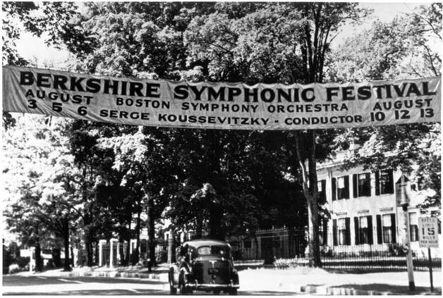 BerkshireSymFestBanner (1939 photographer Unknown, courtesy of the BSO)
