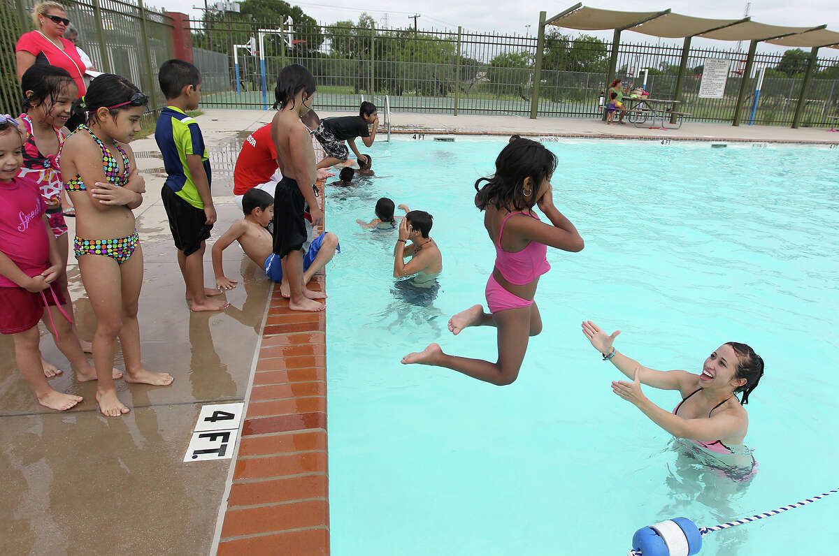 Lady Bird Johnson Pool: 10700 Nacogdoches RoadOpens: May 4