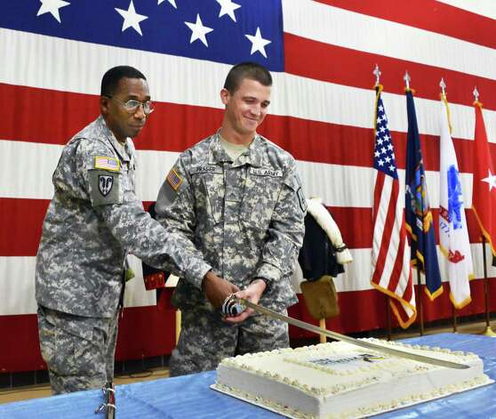 Francois Illas New Tradition: Army's 237th Birthday