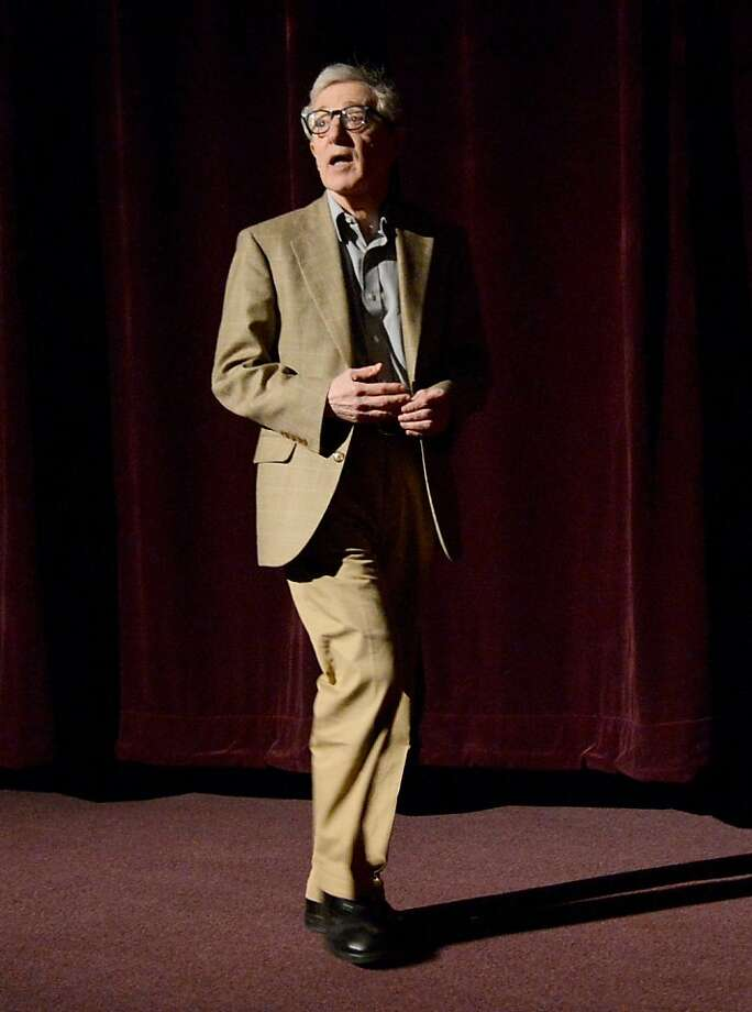 "Woody Allen doesn't want to make ""geriatric"" movies. Photo: Jason Merritt, Getty Images"