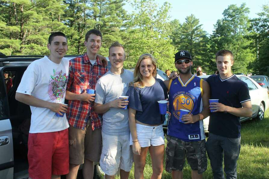 Were you Seen at Drake's Club Paradise Tour stop at SPAC on Thursday, June 14, 2012?