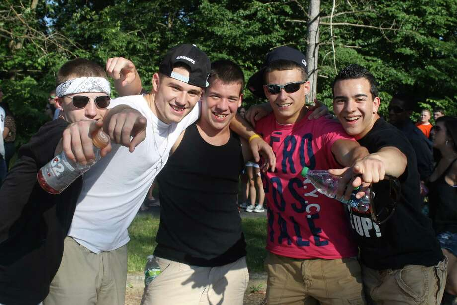 Were you Seen at Drake's Club Paradise Tour stop at SPAC on Thursday, June 14, 2012? Photo: Abby Swint