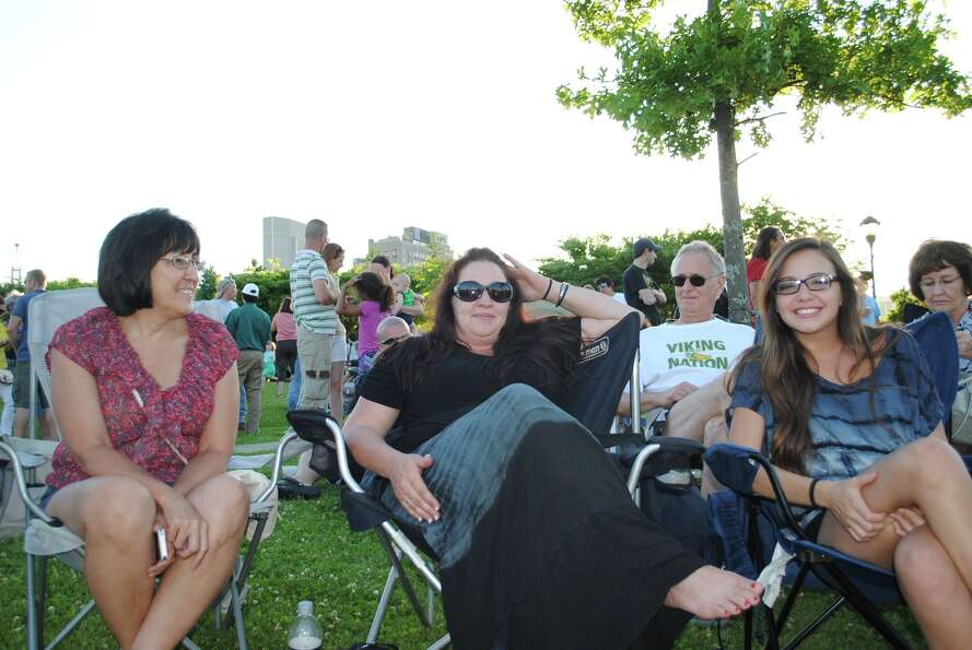 Were you Seen at the Bootsy Collins concert at Alive at Five on Thursday, June 14th, 2012?