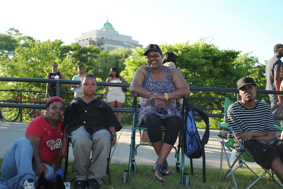 Were you Seen at the Bootsy Collins concert at Alive at Five on Thursday, June 14th, 2012? Photo: Tim Eason