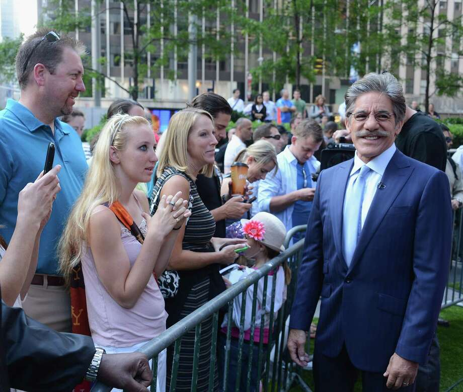 "Geraldo Rivera attends the  ""FOX & Friends"" All American Concert Series at FOX Studios on June 15, 2012 in New York City. Photo: Dimitrios Kambouris, Getty Images / 2012 Getty Images"